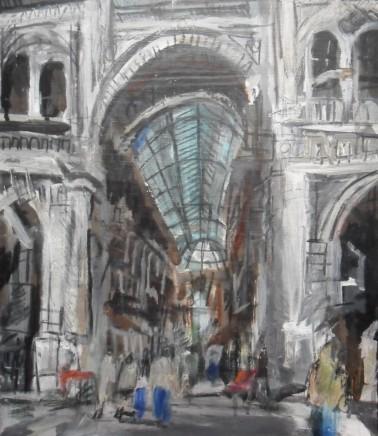 Matthew Thompson, Galleria Vittoria Emanuelle II