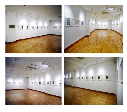 Bruce Onobrakpeya, Portfolio of Art and Literature 45/75, 2003