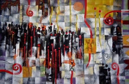 Wiz Kudowor, Migratory Forms, 2014