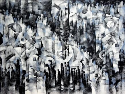 Wiz Kudowor, Transitory Pursuits II, 2015
