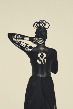 Ade ÀSÌKÒ Okelarin, I am woman?, 2017