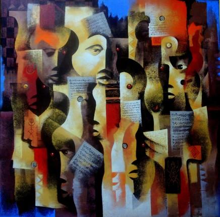 Wiz Kudowor, Poets & Poetry III, 2010