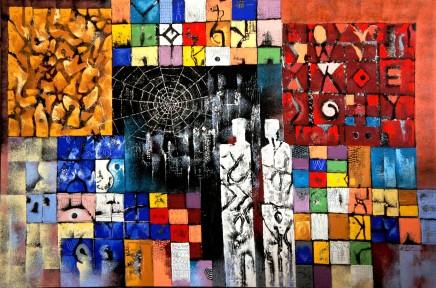 Wiz Kudowor, Ananse's Tales, 2014