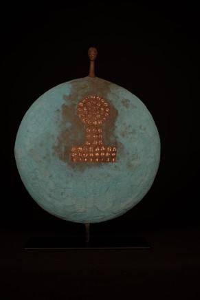 Etiyé Dimma Poulson, variation of ankh, 2018