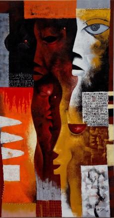 Wiz Kudowor, Thinking Profiles II, 2011