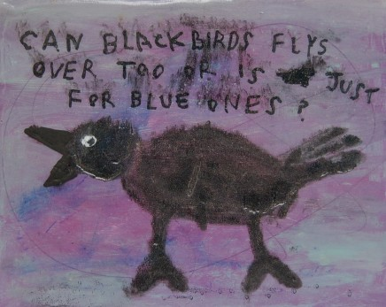 Marty Kelly, There'll be no bloody bluebirds 2, 2016