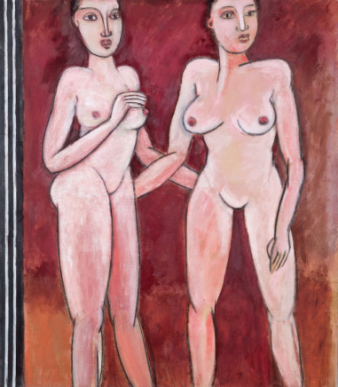 Grégoire Müller, Two Friends, 1978
