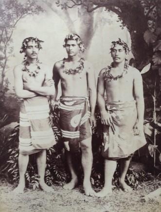 Charles Georges Spitz, Tahiti, 1889