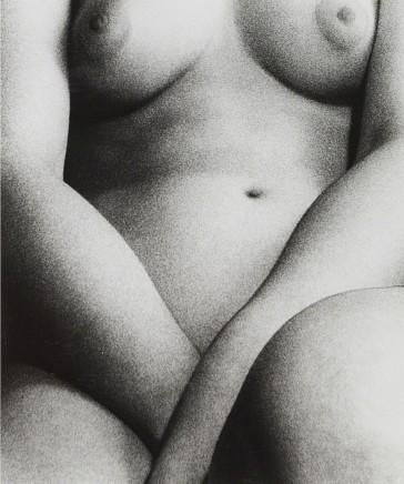Bill Brandt, Nude, London, 1954