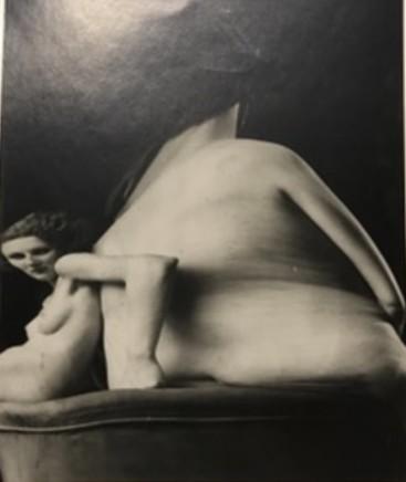 André Kertész, Distortion #7, 1933
