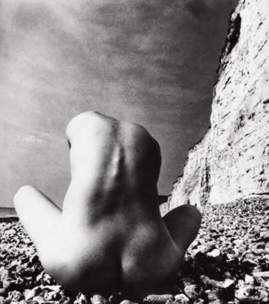 Bill Brandt, Nude, East Sussex, 1977
