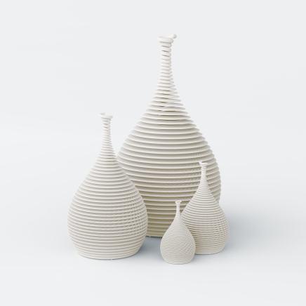 Ron Arad, 4 to Tango (white), 2012