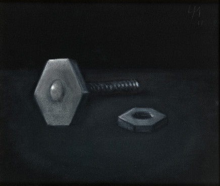 Grégoire Müller, Nut and Bolt, 2011