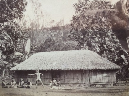 Charles Georges Spitz, Danse Tahitienne La Upa Upa