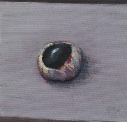 Grégoire Müller, Bull's Eye, 2015