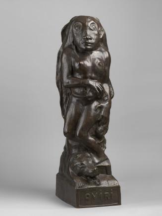 Paul Gauguin, Oviri, 1893-94