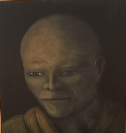 Grégoire Müller, Monk, 2010