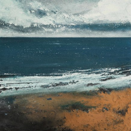 Alex Morton, Winter at Watergate Bay, 2017