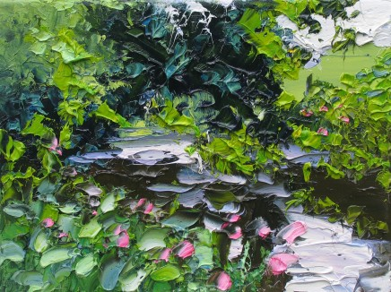 Colin Halliday, Hidden Streams & Wild Flowers, 2014-15