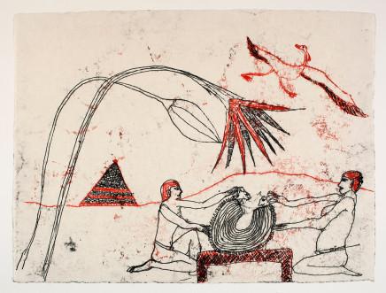 Roberta Kravitz, Lines from Egypt (18)