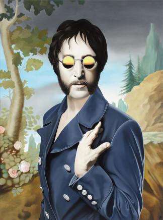 Alain Magallon, John Lennon