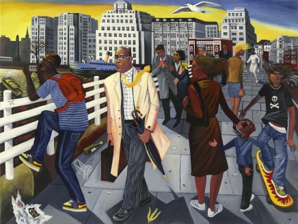 Ed Gray, Waterloo Sunset, 2005