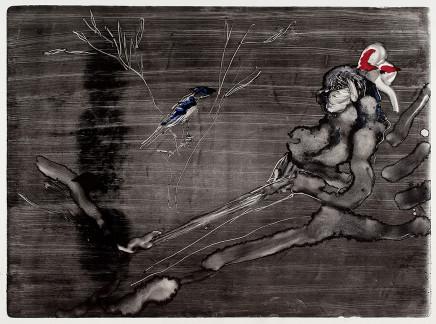 Roberta Kravitz, Girl and Bird