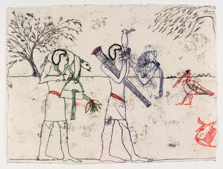 Roberta Kravitz, Lines from Egypt (2)