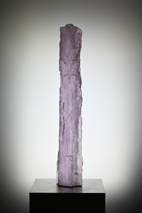 Michaela Smrček, Petrified Wood - Pink, 2017