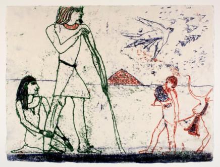 Roberta Kravitz, Lines from Egypt (7)