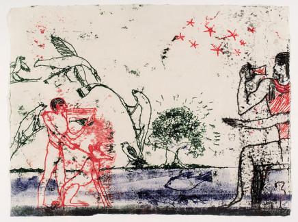 Roberta Kravitz, Lines from Egypt (1)