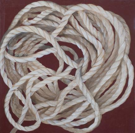 Katya Levental, Rope #2, 2014