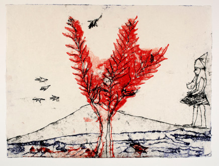 Roberta Kravitz, Lines from Egypt (8)
