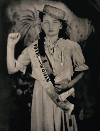 Nicolas Laborie, Suffragette, 2018