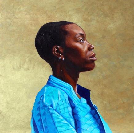 Victoria Heald, Portrait of a Woman, 2017