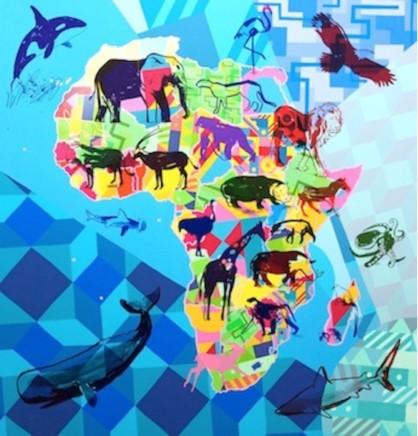 Jess Wilson, Africa, 2015