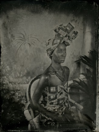 Nicolas Laborie, African Queen Series VII
