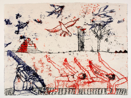 Roberta Kravitz, Lines from Egypt (5)