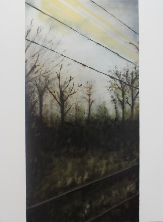 Holly Rees, Untitled Intermediate (With Reflection), 2015