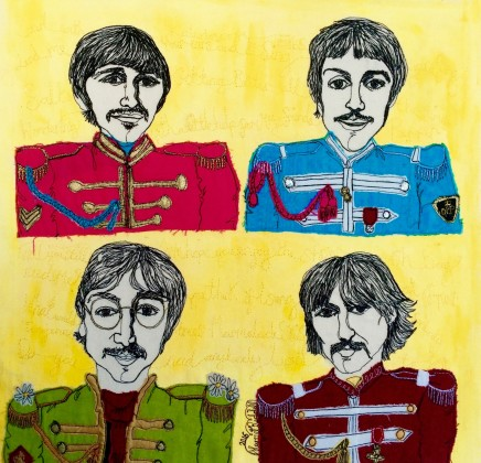 Harriet Riddell, The Beatles, 2016
