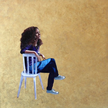 Victoria Heald, Contemplation, 2016