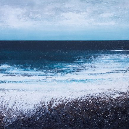 Alex Morton, Bring On The Waves, 2018
