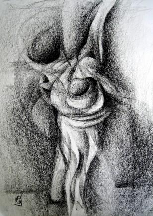 Armando Alemdar Ara, The Embrace (Study)
