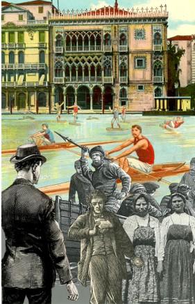 Sir Peter Blake, Single Skulls - Venice Suite, 2009