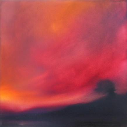 Jonathan Speed, Crimson Light, 2019