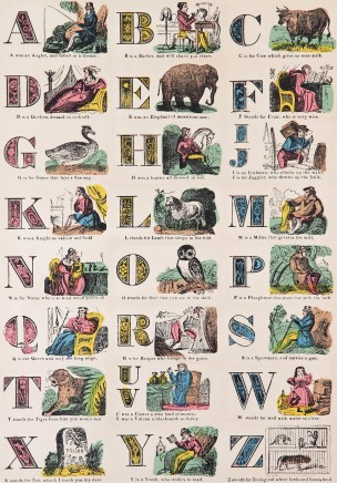 Sir Peter Blake, A is for Alphabet, 1991