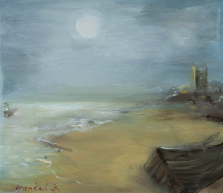 Yankel Feather, Moonlit Beach