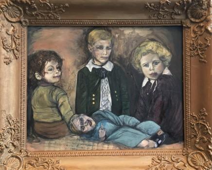 Alice Wisden, Kids, 2016