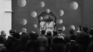 Brad Hobbs, In Memory of David Bowie, 2015