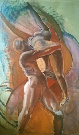 Armando Alemdar Ara, The Abduction on Auropa, 2015